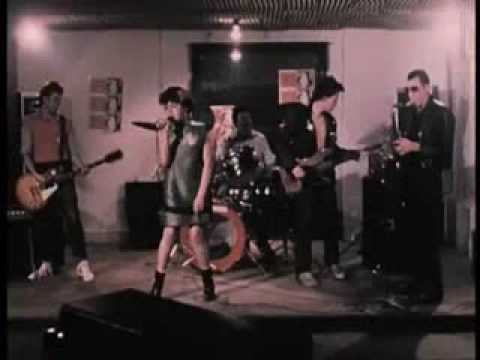 X Ray Spex - Oh Bondage Up yours Video