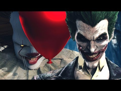🎈 Pennywise (IT) vs. The Joker | Battle Of The Clowns