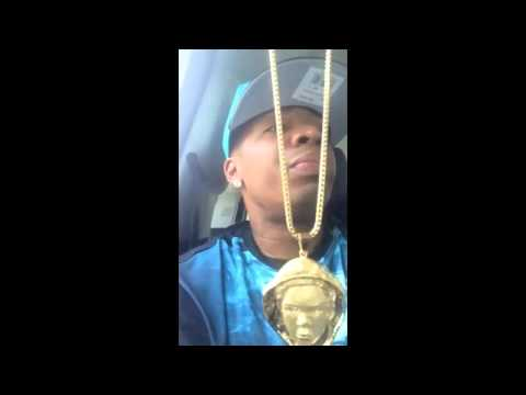 Plies Chain Tribute to Trayvon Martin