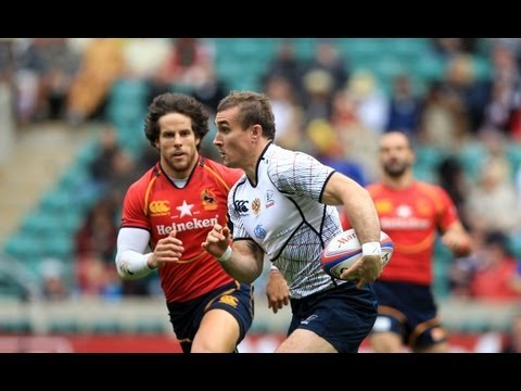 London Sevens: Qualifier highlights