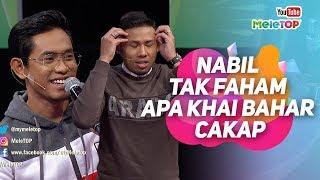 Download Lagu Lawak bila Nabil tak faham apa Khai Bahar cakap 🤣 | MeleTOP | Neelofa Gratis STAFABAND