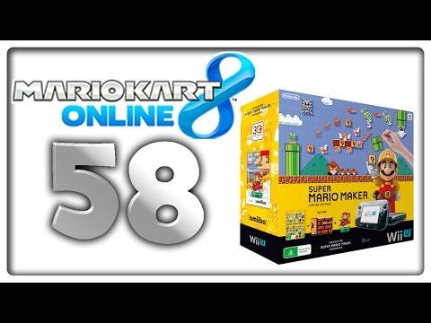 MARIO KART 8 ONLINE Part 58: Project Cars Wii U Cancel, Diancie & Zelda U Gerüchte