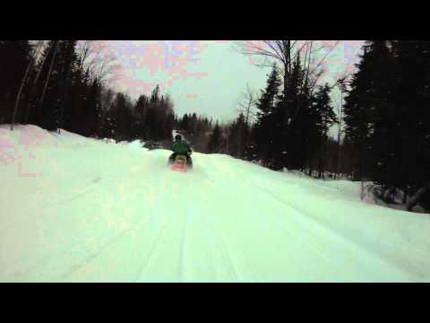 trail report hurley for wi