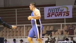 Freestyle Wrestling 120kg - Iraq vs. Kazakhstan (173853)