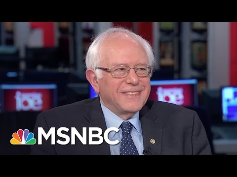 Bernie Sanders Announces Special Vatican Trip | Morning Joe | MSNBC