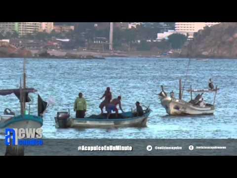 Acapulco en un minuto - Pesca