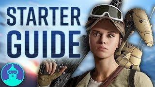 Star Wars Battlefront 2 - HOW TO GET STARTED! A Beginner's Guide (Tips and Tricks)