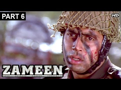 Zameen Hindi Movie HD | Part 6 | Ajay Devgan, Abhishek Bachchan, Bipasha | Latest Hindi Movies
