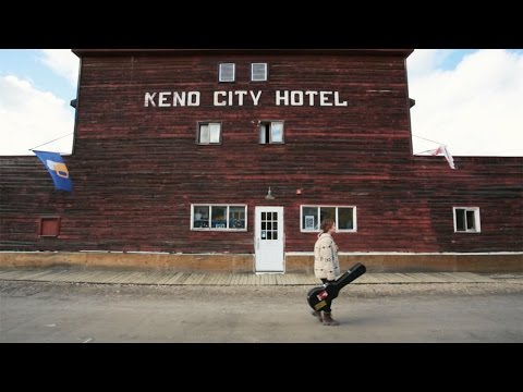 Keno City, Yukon - a town at the end of the road