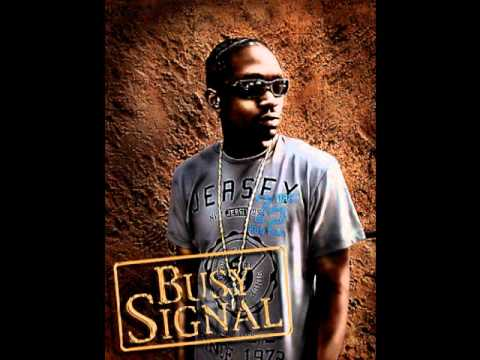 Busy Signal - Between Eyes [fireflies Remix] video