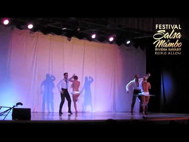 Zafire Dance Project - Saturday/Sábado | Riviera Nayarit Salsa & Mambo Festival 2013