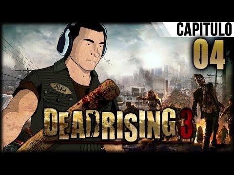 Dead Rising 3 campaña con ALK4PON3 Ep. 4