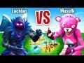 Lagu Lachlan VS Muselk Rock Paper Scissors CHALLENGE In Fortnite Battle Royale