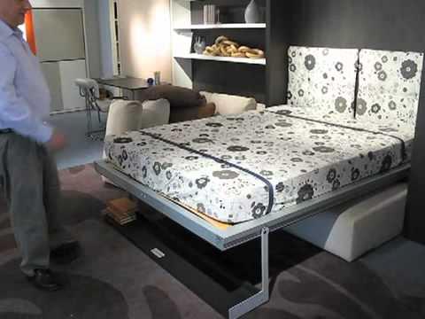Resource furniture italian designed space saving furniture - Italian furniture for small spaces ...