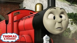 Thomas & Friends | Emily Saves The World | Kids Cartoon
