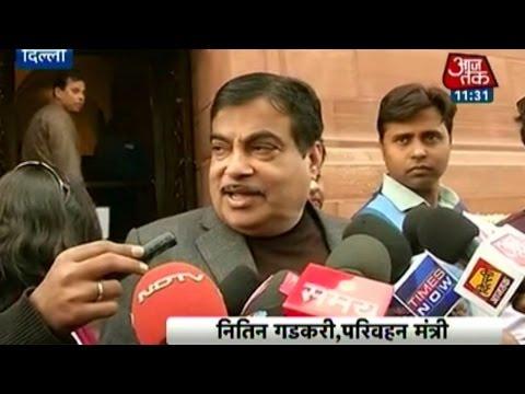 Nitin Gadkari: Will digitze driver's license system in Delhi