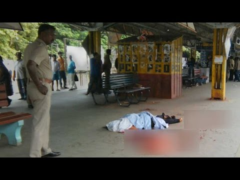 Infosys employee killed at Nungambakkam railway station | Oneindia News