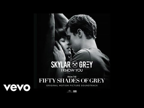 Skylar Grey - I Know You (fifty Shades Of Grey) (lyric Video) video