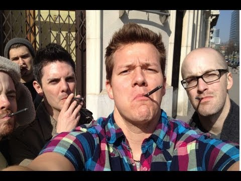Tyler Ward - Paper Heart (Official European Tour Video) - On iTunes - Original Song