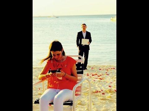 No te pierdas el pedido de matrimonio más romántico