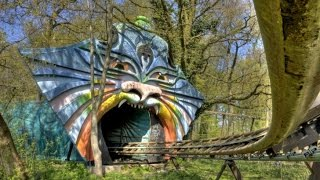 5 Scary Abandoned Theme Parks