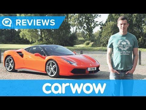 Ferrari 488 GTB review   Mat Watson Reviews