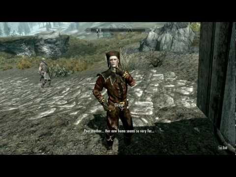 how to build the best skyrim character