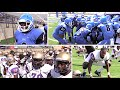 Warren Easton (LA) v John Tyler (TX) HSFB Battle on the Border - Highlight Mix 2016