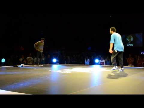 FINAL - Chey vs V.O. | Red Bull BC One Madrid Cypher 2013