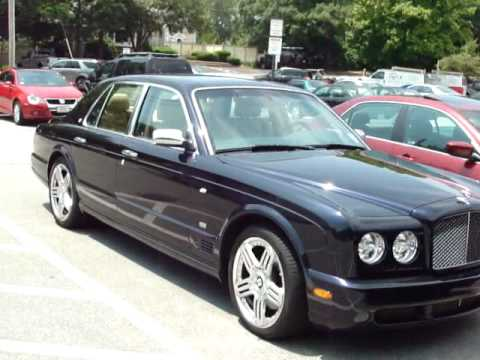 Monster bentley arnage final series!