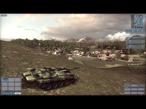 Wargame Airland Battle Gameplay 1 by Attila16