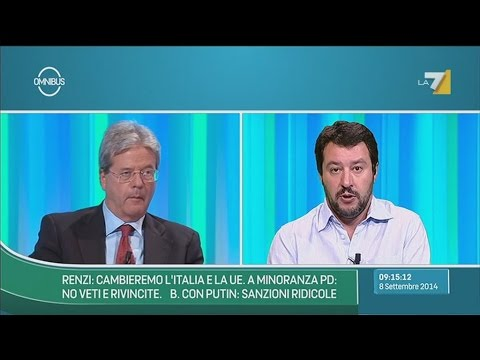 Questione di scelte: aiutare gli immigrati o le famiglie? Governo Renzi sceglie Mare Nostrum