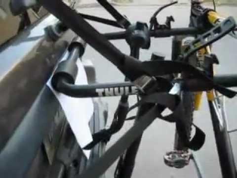 Rack Bicicleta Thule Rack Thule Para 2 Bicicletas