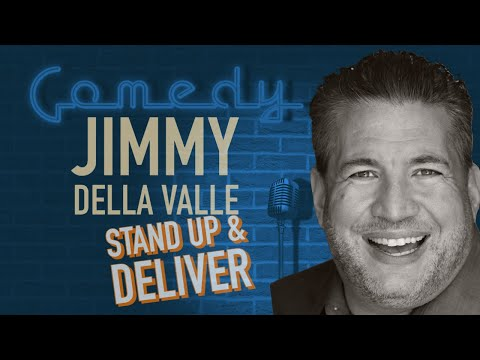 Jimmy Della Valle on NUVO TV's Jennifer Lopez Stand Up & Deliver TV Series