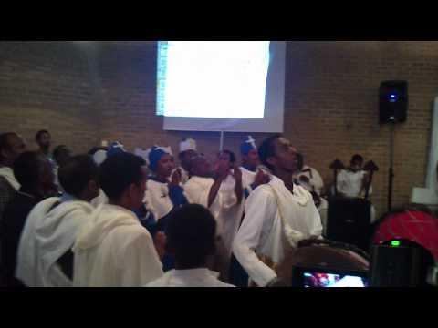 Ethiopian Orthodox  Church Mezmur Kristiansand ! video