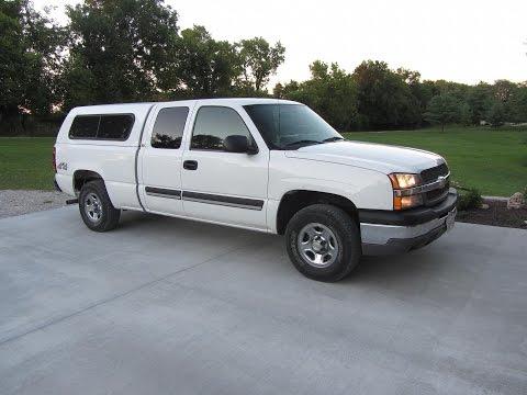 Brakes & Rotor Replacement - Chevy Silverado 2004