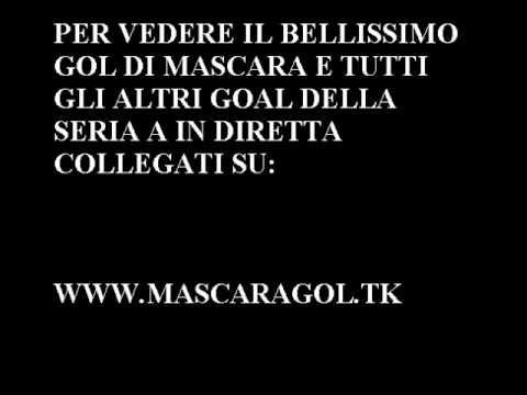 Palermo Catania Mascara Gol Goal Incredibile Serie A Diretta 1 Marzo 2009