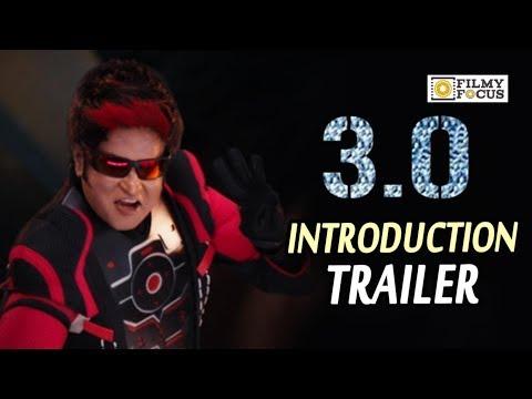 3.0 Introduction Trailer || Rajinikanth, Akshay Kumar, Shankar || 2.0 Movie Block Buster Trailers