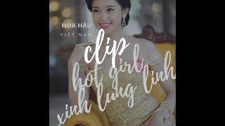 Hoa hậu Việt Nam - mặc đồ tắm xinh lung linh như thiên thần