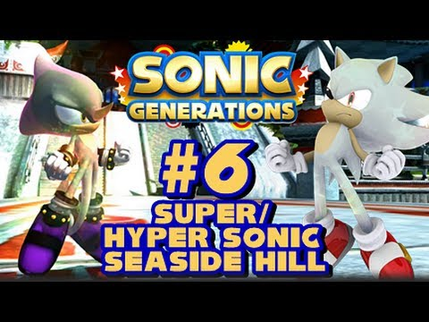 Super/Hyper Sonic Generations - (1080p) Seaside Hill