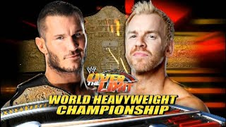 Randy Orton vs Christian - Over the Limit Promo HD/HQ World Heavyweight Championsip