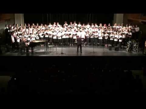 Choeur Du Secondaire IV (Grade 10 Choir) 2014: Guren No Yumiya