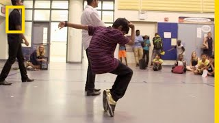 See How Dancing Helps This Young Refugee Feel Welcome in a New Country   Short Film Showcase