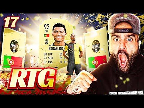 OMG I PACKED CRISTIANO RONALDO!! #FIFA20 Ultimate Team Road To Glory #17