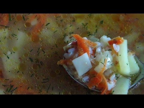ВКУСНО И С ПОЛЬЗОЙ! Суп с гречкой