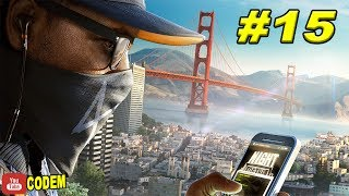 WATCH DOGS 2●Часть 15●На Алькатрас●Тюлени●Крутой Стелсак На Корабле