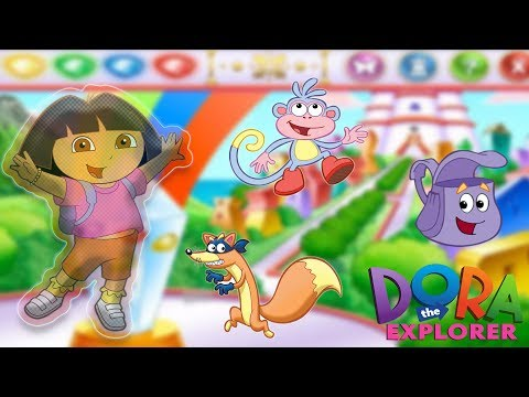 Let's Play Dora The Explorer Saves the Crystal Kingdom Part 7 Finale