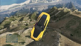 Biggest Jump in GTA 5 (2014) Part 2