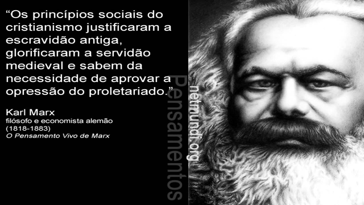 """karl marx and the idea of Marx was a german jew his father was a lawyer when marx was six years of age, his family became christian but religion never appealed spiritually to marx who later referred to it as """"the opium of the people"""" in 1842, marx joined the staff of the newspaper the """"rheinische zeitung"""" and became its editor."""