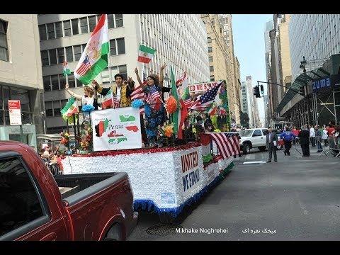 Persian Tajik Parade in New York 2014